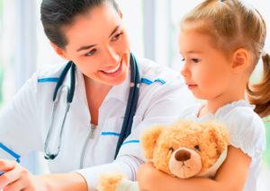Эндокринология детская